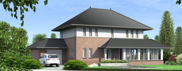 Cataloguswoning duurzaam en kwalitatief hoogwaardige for Catalogus woning bouwen