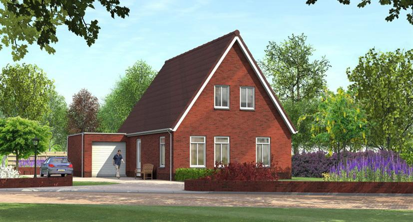 Prefab woning uw eigen prefab woning bouwen vdm woningen for Prijzen nieuwbouw vrijstaande woning