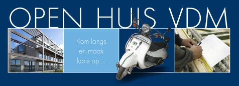 Open huis VDM 19 december