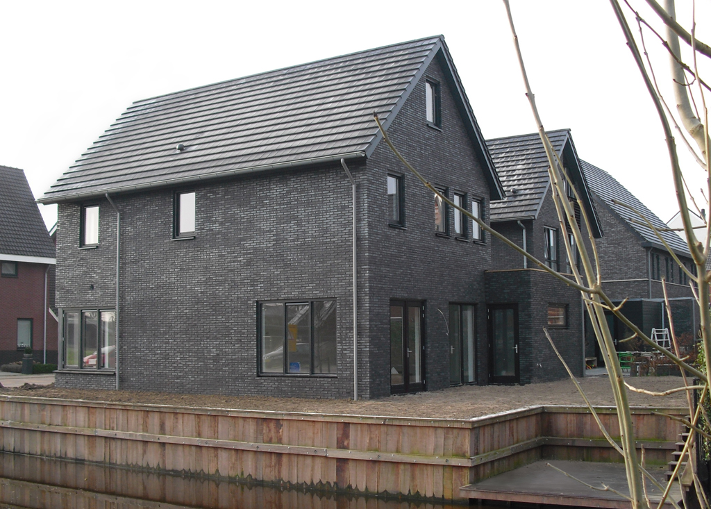 Vrijstaand Huis Bouwen : Vrijstaande woning een vrijstaand huis bouwen vdm woningen