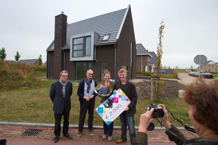 vdm woning wint architectuurprijs | vdm woningen